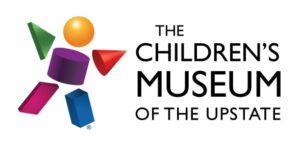 The Children's Museum of Upstate logo